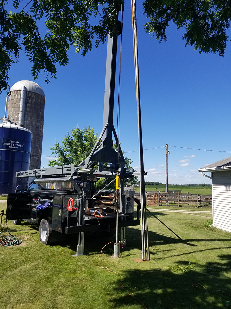 Get help from the water well repair experts.