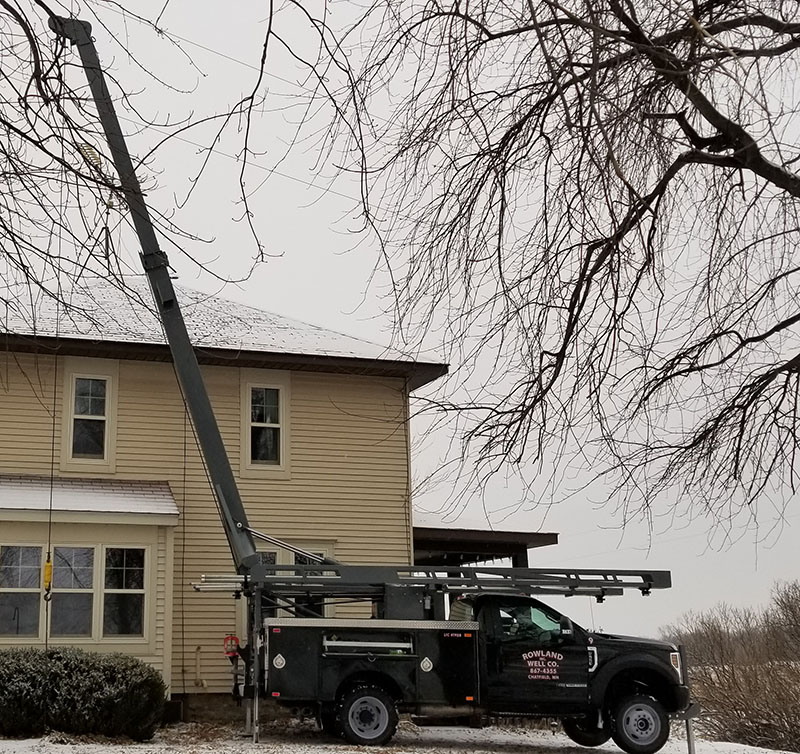 Looking for Well Repair Services in Chatfield & Rochester, MN and surrounding areas?